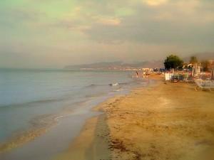 Plaża w Stalis (Malia po sąsiedzku)