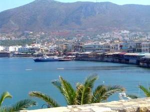 Z portu Hersonissos