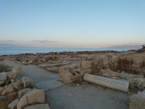 A na samej górze portu Hersonissos..