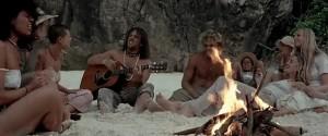 rajska plaża,niebiańska plaża film