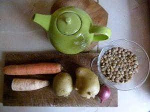 zupa z soczewicy,wege zupa