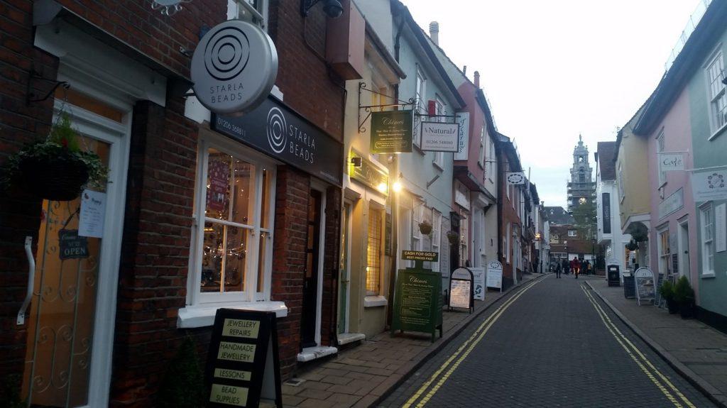 Colchester,Anglia